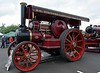 Providence, DRS open day, Kingmoor, Carlisle, Sat 22 July 2017 1.  Road locomotive built by Fowler (15649 / 1920)