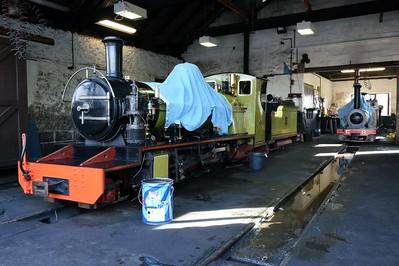 Ravenglass & Eskdale Railway, 2018