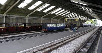 Romney, Hythe & Dymchurch Railway, 2012