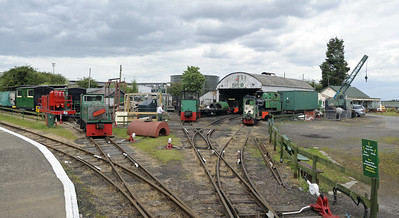 Sittingbourne and Kemsley Light Railway, 2012