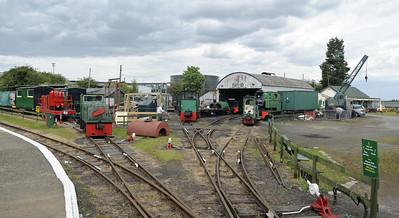 Sittingbourne and Kemsley Light Railway, 2012