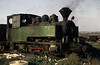 Triumph, Sittingbourne? September 1969.  Bagnall 0-6-2T 2511 / 1934, still on the SKLR in 2012.  Photo by Les Tindall.