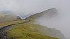 Smoke and mist, near Clogwyn, Snowdon Mountain Rly, Sun 21 August 2011 2 - 1444.