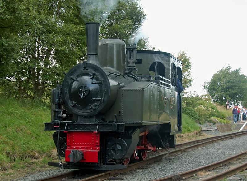 125 Thomas Edmondson, Kirkhaugh, 2 August 2008