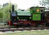 NBA No 2 Howard, Statfold Barn Railway, Sat 8 August 2015.  Hunslet 0-4-2ST 1842 / 1936, 2ft gauge.  Rebuilt from 0-4-2T Josephine.