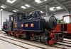 Jatibarang No 9, Statfold Barn Railway, Sat 8 August 2015 1.  Jung 0-4-4-0TT 4878 / 1930, 60cm gauge.  From Java. Operational.