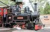 Marchlyn, Statfold Barn Railway, Sat 8 August 2015.  Avonside 0-4-0T 2067 / 1933, 1ft 11.5 inch gauge.  From USA.