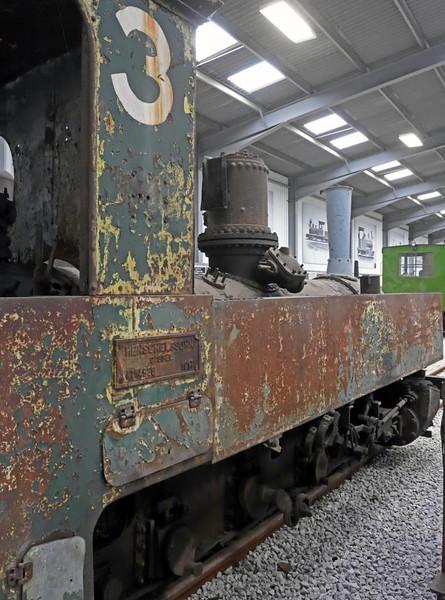 Marromeu No 3, Statfold Barn Railway, Sat 8 August 2015 2