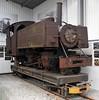 US First World War loco, Statfold Barn Railway, Sat 8 August 2015.  Baldwin 4-6-0PT 44657 / 1916, 2ft gauge.  From India.