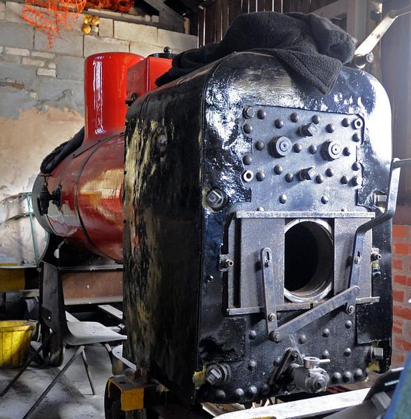Douglas, Pendre, Thurs 25 August 2011 3: Boiler.
