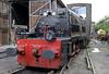 Alf, Pendre, Thurs 25 August 2011.  Hunslet 0-4-0DM 4136 / 1950.
