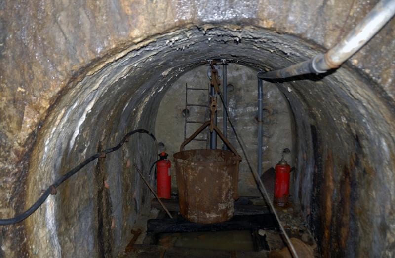 Mineshaft, Threlkeld, Sat 28 August 2010
