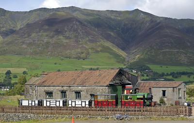 Threlkeld quarry museum, 2010