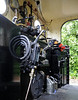 No 9 Prince of Wales, Devil's Bridge, Wed 24 August 2011 2: Footplate.