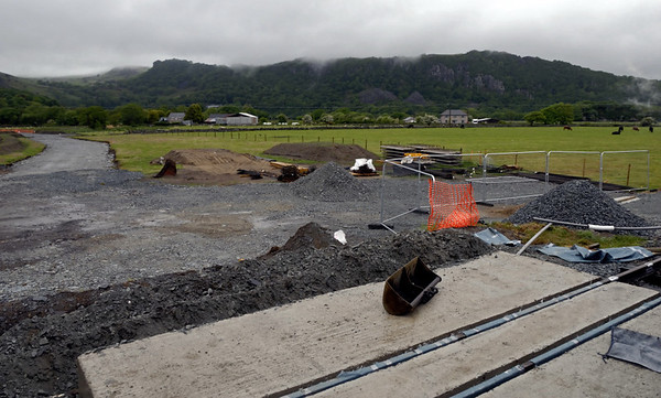 Porthmadog by-pass works, Sat 29 May 2010 - 1421 2