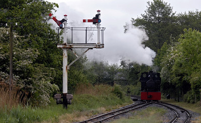 Welsh Highland Heritage Railway, 2010