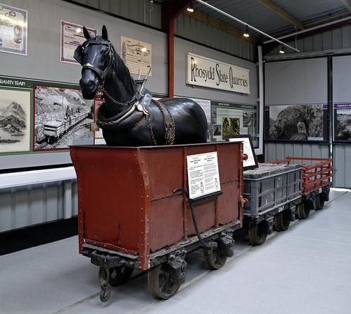 Horse 'dandy' wagon No 50, Gelert's Farm, Porthmadog, Sat 29 May 2010
