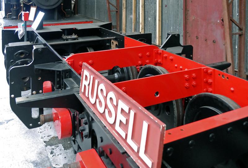 Russell, Gelert's Farm, Porthmadog, Sat 29 May 2010 2
