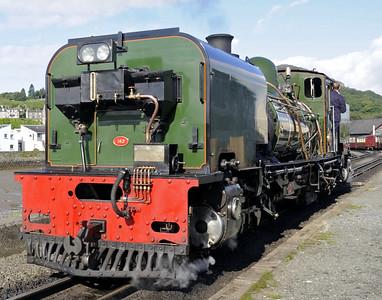 Welsh Highland Railway, 2011