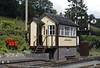 Llanfair Caereinion, Fri 26 August 20113: Signalbox.