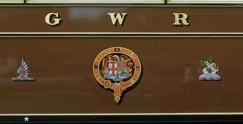 Replica Pickering coach 6338, Llanfair Caereinion, Fri 26 August 2011.