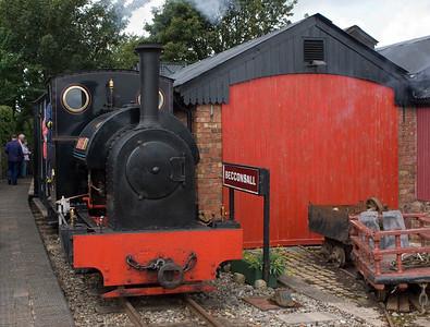 West Lancashire Railway, 2007