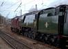 37706 & 34067 Tangmere, 5Z38, Lancaster, 8 April 2009 - 1839 2