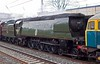 47580 County of Essex, 34067 Tangmere & 47760, 5Z67, Lancaster, Wed 14 April 2016 2
