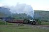 '45562 Alberta' (45699), 1Z47, Ais Gill, Sun 6 September 2020 1 - 1806.  The Railway Touring Co's Waverley returns from Carlisle (1635) to York.