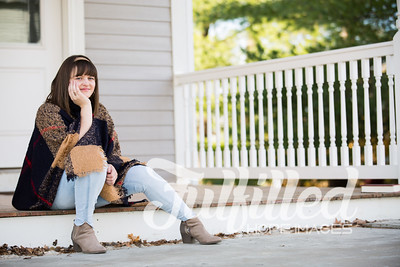 Brittany Dush Fall Senior Session (11)