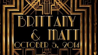 Brittany & Matt