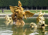 Mythical creatures emerge from the waters.