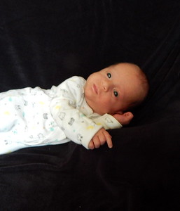 Britta's baby