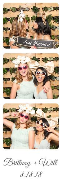 Brittnay + Will's Wedding