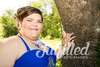 Brittney, Emily, Cherith, and Samantha Prom 2017 (38)
