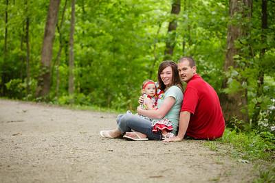 Brittney Frederick Family
