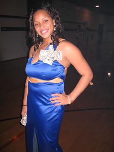 The birthday girl Ms. Brittney Sweet 16