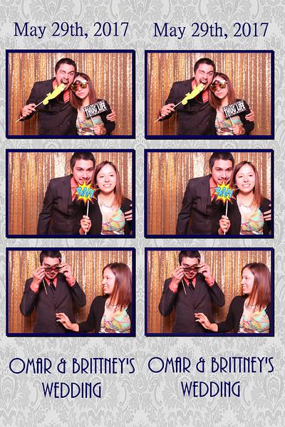 Brittney & Omar's Wedding  |  05.29.2017