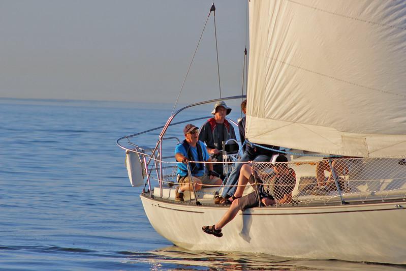 Capt Larry Lewandowski on Lew's Cruise