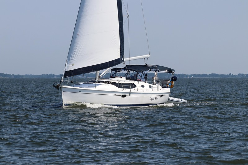 Virginia Breeze in the Choptank