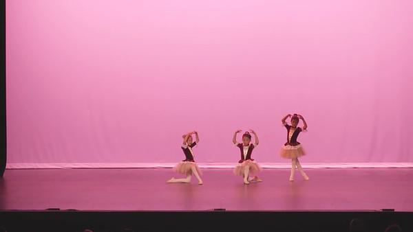 1-6-Ballet Beg-Int 7-9yr Wed 445pm W65-Allegro