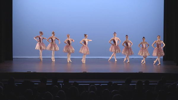 3-2-Ballet-Pointe Adv 10-18yr Tues 645pm W65-Paquita Entrance