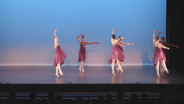 3-12-Ballet Adv 10-18yr Wed 645pm W65-Ode to Eleanor in E Minor