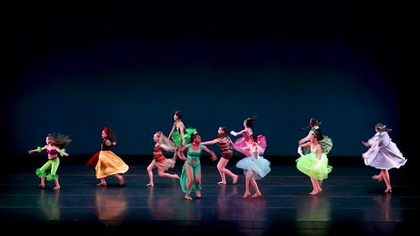 1-13-MT Dance Int II 10-18yr SAT 2pm W45-Stepsisters Lament