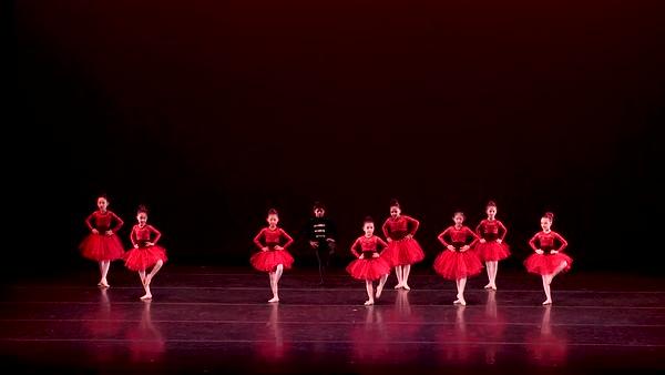 2-10-Ballet Beg 7-9yr SAT 12pm W65-Ballet Bouquet