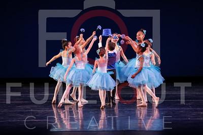 2-14-Ballet Int 7-9yr WEDS 445pm W65-Blue Danube Waltz