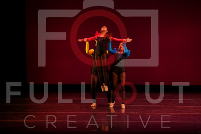 3-4-MT Dance AL 10-18yr SUN 1pm W45-The Greatest Show