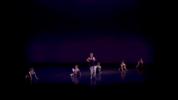 4-10-Ballet Beg 10-12yr MON 445pm W65-Moon River
