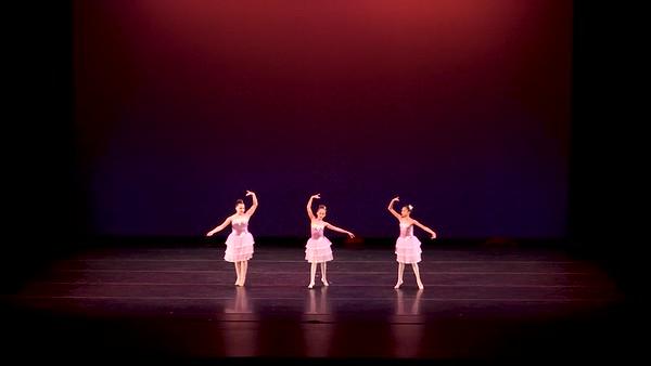 4-12-Ballet Int II_III 10-18yr THURS 445pm W65-Spring Waltz