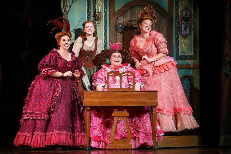 Rodgers + Hammerstein's Cinderella